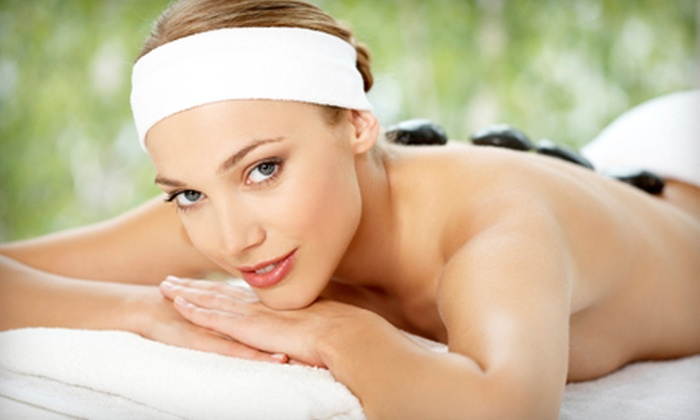 Peridot Health & Massage - Old Everett: $39 for a 60-Minute Massage with Hot Stones, Aromatherapy, and a Hot-Towel Wipe at Peridot Health & Massage ($90 Value)