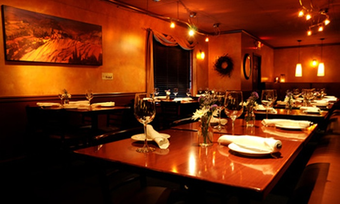 Bistro on Main - Kent: Refined Bistro Fare for Dinner or Lunch at Bistro on Main