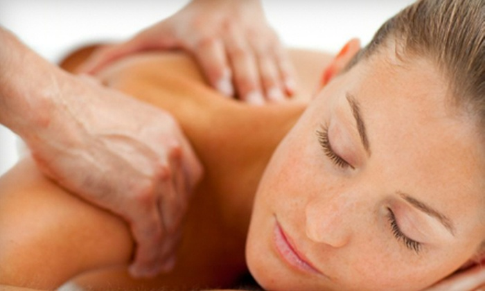 Urban Bliss Day Spa - La Palma: Deep-Tissue Massage with Aromatherapy, Facial, or Both at Urban Bliss Day Spa in La Palma (Up to 57% Off)