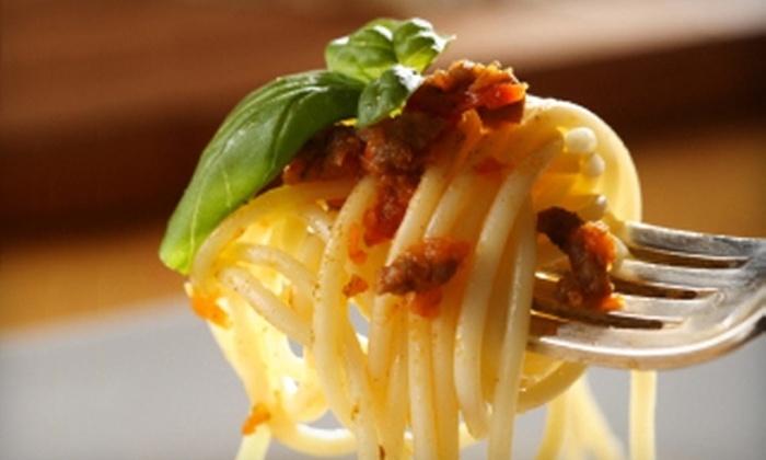 Francesca's Ristorante Italiano - Cazenovia Park: $20 for $40 Worth of Italian Fine Dining at Francesca's Ristorante Italiano