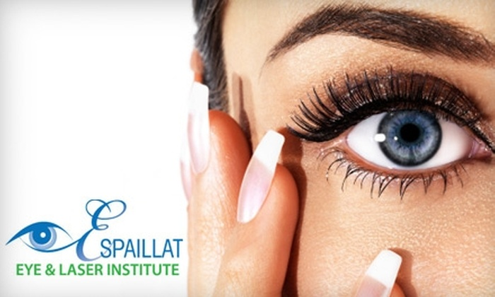 Espaillat Eye & Laser Institute - Allapattah: $799 for LASIK Corrective Surgery for One Eye at Espaillat Eye & Laser Institute ($1,750 Value)