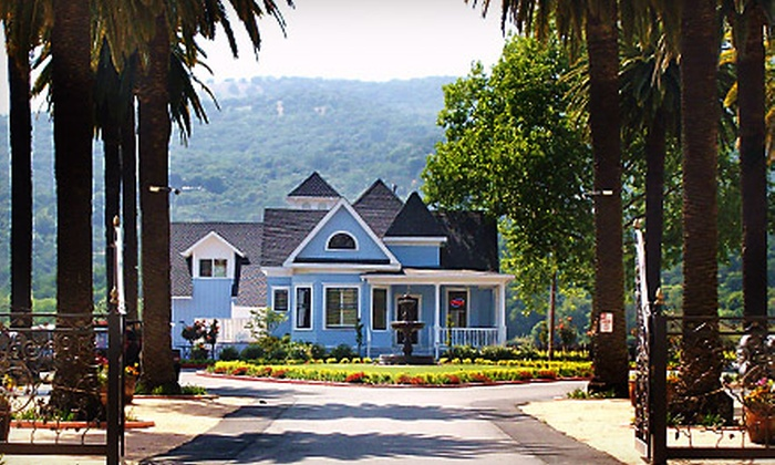 Vezér Family Vineyard - Fairfield: $35 for a Winery Tour for Two at Vezér Family Vineyard ($94.95 Value)