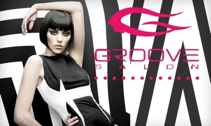 Groove Salon - Wilmore: $35 for $100 Worth of Hair Services at Groove Salon