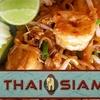 $10 at Thai Siam Restaurant