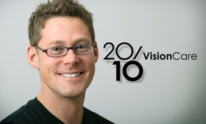 20/10 VisionCare Optometry - Altadena: $49 for an Eye Exam and $200 Toward Prescription Lenses and Stylish Frames from 20/10 VisionCare Optometry (Up to $315 Total Value)