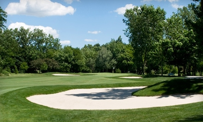 Washington Golf Course - Newburgh Heights: $10 for Nine Holes of Golf and Driving-Range Practice at Washington Golf Course in Newburgh Heights ($21 Value)