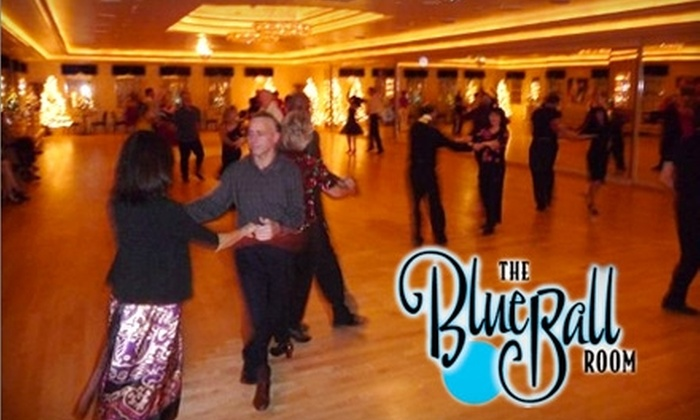 BlueBallRoom - Brandywine: $30 for a Four-Week Dance Course at BlueBallRoom ($60 Value)