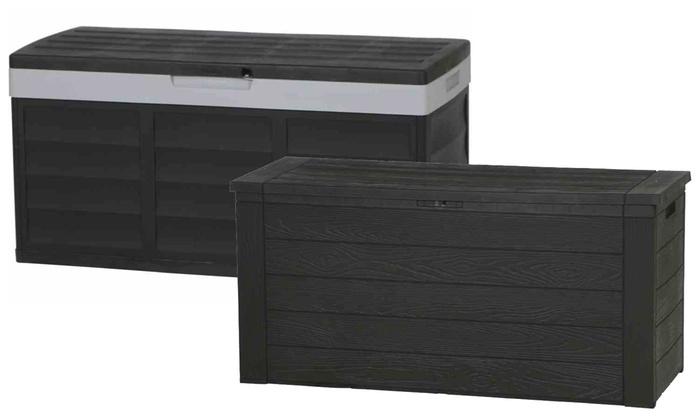 Groupon Goods Global GmbH: Kissenbox im Modell Summer oder Keter (bis zu 43% sparen*)