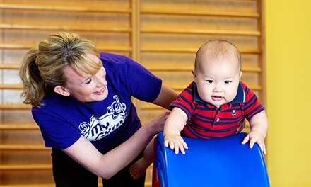 Four Weeks of Classes at My Gym Children's Fitness Center - Princeton (Up to 75% Off). Two Options Available.