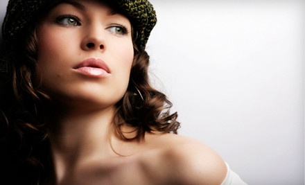 Women's Haircut Package: Haircut, Deep-Conditioning Treatment, Blowdry and Style - Anim Hair Studio in New Westminster