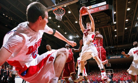 Dayton Flyers vs. UIC Flames at UD Arena on Fri., Dec. 23 at 7PM: Section 400 Seating - Dayton Flyers in Dayton
