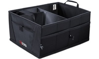 Groupon.com deals on Trunk Cargo Organizer Heavy-Duty Folding Tray