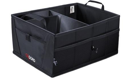 Trunk Cargo Organizer Heavy-Duty Folding Tray