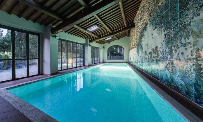 Hotel villa casagrande spa a figline valdarno firenze groupon - Piscina figline valdarno ...