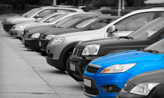Airlines Parking - Romulus: $12 for Three Days of Airport Parking at Airlines Parking in Romulus (Up to a $36 Value)