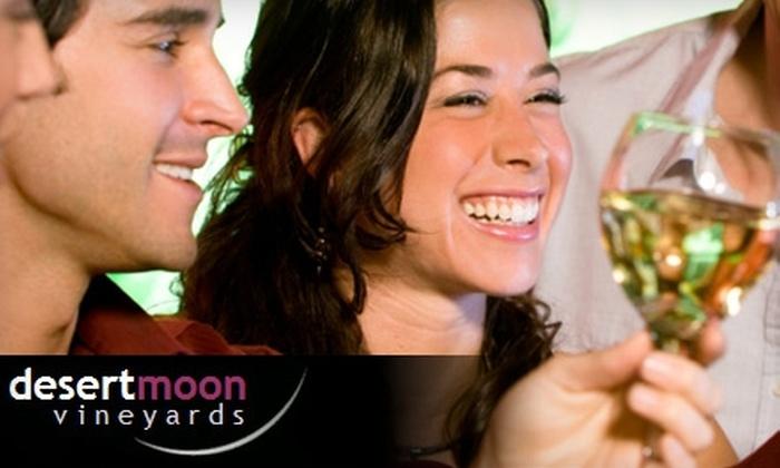 Desert Moon Vineyards - Southwest Arapahoe: $15 for One Wine-Tasting Class at Desert Moon Vineyards ($30 Value)