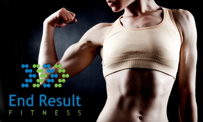 End Result Fitness - Byward Market - Parliament Hill: $47 for a 14-Day Fat Flush Program at End Result Fitness