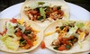 yoTaco - Duxbury: $12 for $25 Worth of Mexican Fare and Frozen Yogurt at yoTaco in Duxbury