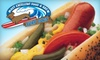 Surf Dogs - Chesterfield: $5 for $10 Worth of Fare and Drinks at Surf Dogs in Chesterfield