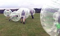 Zorb Football for Up to Ten from Zorb Strike (60% Off)