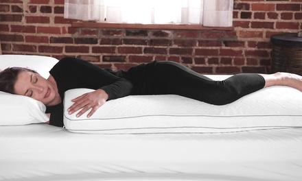 BioPedic Cooling Memory Foam Body Pillow