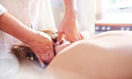 3 o 5 massaggi cervicale-schiena