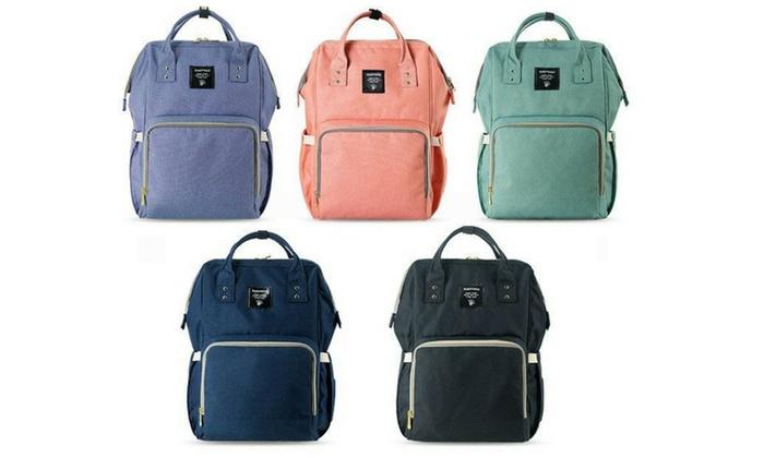 diaper bag backpack groupon