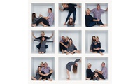 Fun Box Family Photoshoot with Two Prints  at IceTea Photography (60% Off)