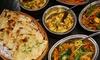 ⏰ Menu indiano da 4 portate