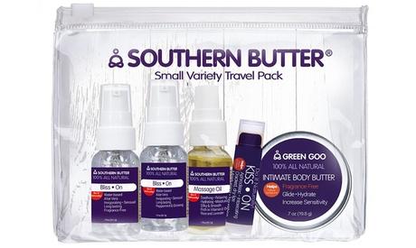 Southern Butter Intimate Massage Oil Kit (6-Piece) feaa91fa-f8bf-11e7-bd0c-00259060b5da