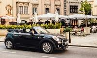 Carsharing von DriveNow inkl. Anmeldegebühr und bis zu 180 Freiminuten (bis zu 81% sparen*)