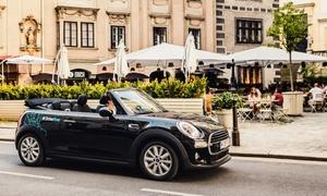 DriveNow: Carsharing von DriveNow inkl. Anmeldegebühr und bis zu 180 Freiminuten (bis zu 81% sparen*)