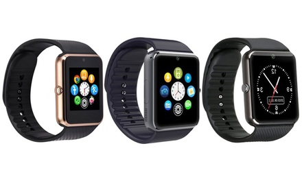 Smartwatch con SIM, cámara, Bluetooth y registro de sueño compatible con Android y Apple