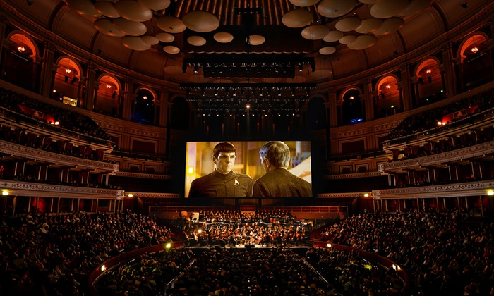"Star Trek: Film with Live Orchestra - Sony Centre For The Performing Arts: ""Star Trek"" Film with Live Orchestra at Sony Centre For The Performing Arts on March 21 (Up to 30% Off)"