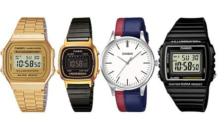 Casio Armbanduhr im Modell nach Wahl (Stuttgart)