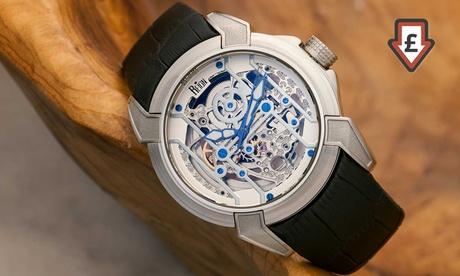 Reloj automático para hombre Reign Optimus Oferta en Groupon