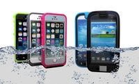 GROUPON: OtterBox Preserver Waterproof Case OtterBox Preserver Waterproof Case for iPhone 5/5s or Galaxy S4