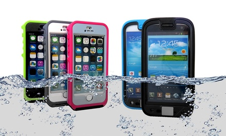 OtterBox Preserver Waterproof Case for Apple iPhone 5/5s or Samsung Galaxy S4