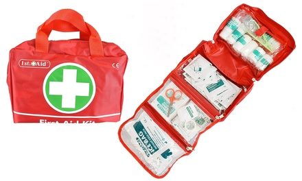 70-Piece First Aid Medical Kit