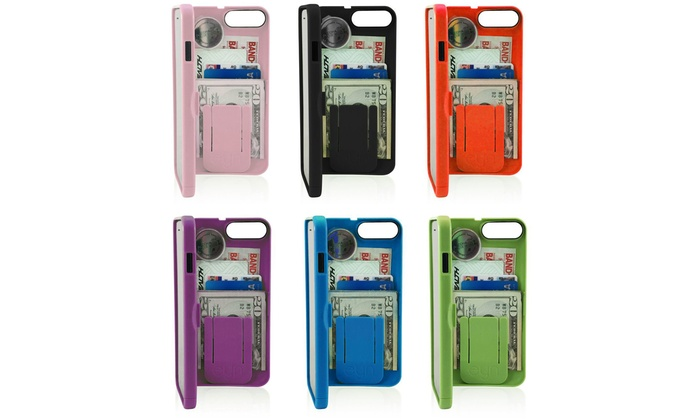 save off 3ab13 6a128 Up To 37% Off on Eyn Wallet Case for iPhone | Groupon Goods