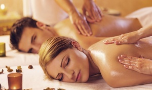 39% Off Couples Massage with Hot Stones