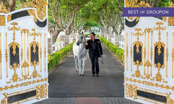 Admission or Tour to Wayne Newton's Casa De Shenandoh (Up to 55% Off). Four Options Available.
