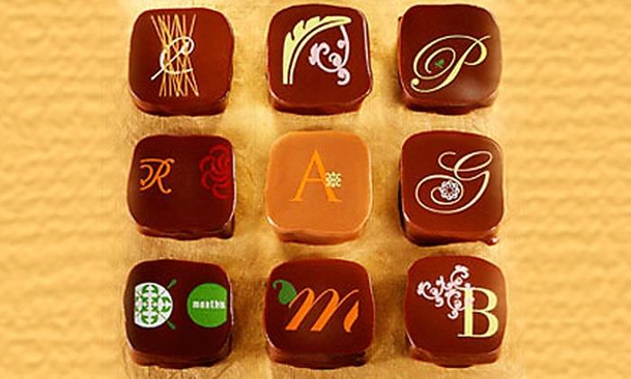 ChocolateBox Cafe - Malibu Beach: $10 Worth of Belgian Chocolates
