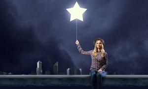 Regálale una estrella en el cielo con su nombre por 19,99 €