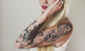 King Of Kali Tattoos: Tattoo Services or Piercings at King Of Kali Tattoos (Up to 58% Off)