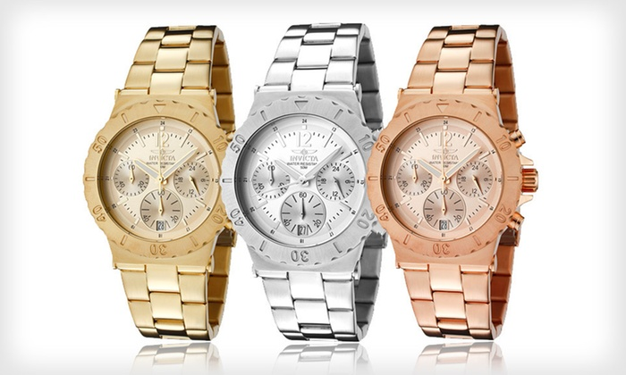 Invicta Specialty Watches: $89 for an Invicta Men's Specialty Watch (Up to $695 List Price). Four Options Available. Free Shipping.
