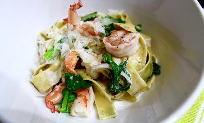 image for Two-Course Italian Meal and a Glass of Wine for Two or Four at Chianti (Up to 57% Off)