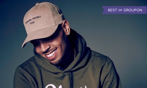 Chris Brown w/ 50 Cent, O.T. Genasis and More – Up to 23% Off  at Chris Brown: The Party Tour with 50 Cent, O.T. Genasis, Fabolous and Kap G, plus 6.0% Cash Back from Ebates.