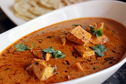Indian Food at Haldi Chowk Authentic Indian Cuisine (Up to 36% Off). Two Options Available.