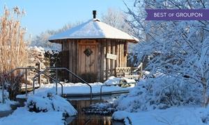 aquaLaatzium: 1 oder 2 Tageskarten für die Sauna- und Badewelt inkl. Vitalshake im aquaLaatzium (31% sparen*)